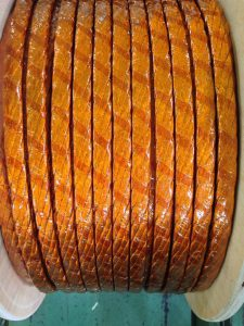 Rectangular Type Litz Wire