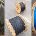 litz cable, pvc, braid-shielding for EMI