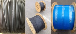 litz cable, pvc, braid-shielding for EMI