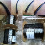 Tefron extruded Litz Wire
