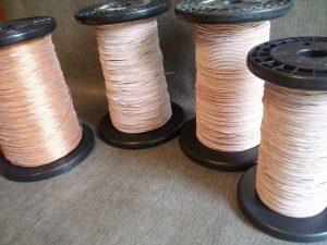 Nylon served Litz Wire