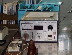 mount measuring instrument 2 for Litz Wire