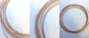 heating wire for resistance