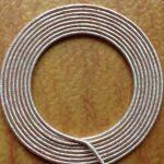 self bonding type litz coil