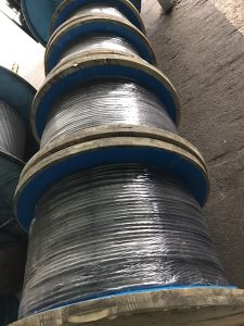 ETFE Teflon Litz Cable Induction Heating