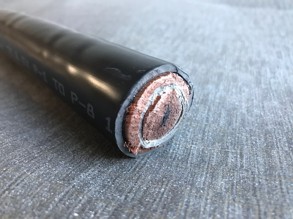 Coaxial Cable Cross Section : Coaxial litz cable ㎟ inner outer ydk